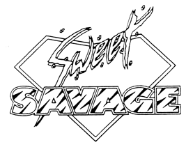 Sweet Savage logo 1984