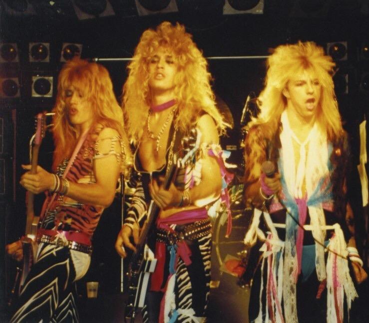 Sweet Savage live 1985
